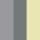 Gris claro + Gris + Amarillo claro